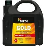 Полусинтетическое моторное масло BIZOL GOLD 10W-40 (4)