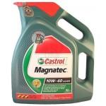 Полусинтетическое моторное масло Castrol A3/B4 MAGNATEC 10W-40 (5)