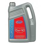 Полусинтетическое моторное масло Comma EURODIESEL 15W-40 (5)