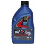 Полусинтетическое моторное масло Elf Turbo Diesel 10W-40 (1)