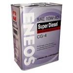 Полусинтетическое моторное масло ENEOS CG-4 10W-40 (6)
