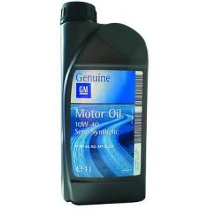 Полусинтетическое моторное масло GM 10W-40 (1L)