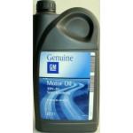 Полусинтетическое моторное масло GM 10W-40 2л