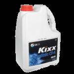 Полусинтетическое моторное масло KIXX DYNAMICCF-4 15w40 (6)