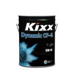 Полусинтетическое моторное масло KIXX DYNAMIC CF-4 15w40 (20)