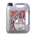Полусинтетическое моторное масло Liqui Moly World Champion Oil 10W-40 10W40 (5)