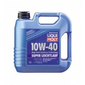 Полусинтетическое моторное масло Liqui Moly Super Leichtlauf 10W-40 4л