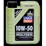 Полусинтетическое моторное масло Liqui Moly Molygen 10W-50 (1)