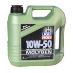 Полусинтетическое моторное масло Liqui Moly Molygen 10W-50 (4)