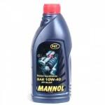 Полусинтетическое моторное масло MANNOL CLASSIC 10W-40 (1)