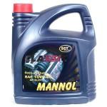 Полусинтетическое моторное масло MANNOL CLASSIC 10W-40 (4)