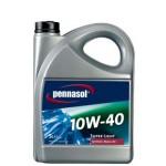 Полусинтетическое моторное масло Pennasol Super Light 10W40 (5)