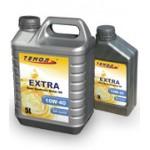 Полусинтетическое моторное масло TEMOL LUX DIEZEL SAE 10W-40 (5)
