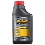 Полусинтетическое моторное масло Texaco HAVOLINE Extra 10W-40 (1)