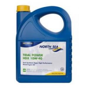 Полусинтетическое моторное масло Tidal Power HDX 10w40 (5L)