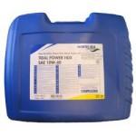 Полусинтетическое моторное масло Tidal Power HDX 10w40 20L