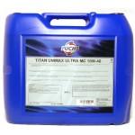 Полусинтетическое моторное масло TITAN Unimax Ultra 10w40 MC (20)