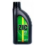 Полусинтетическое моторное масло ZIC RV CI-4 10w40 (1)