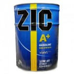 Полусинтетическое моторное масло ZIC A Plus 10W40 SM/CF (20)