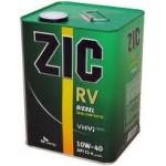 Полусинтетическое моторное масло ZIC RV CI-4 10w40 (6)