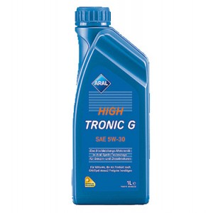 Синтетическое моторное масло Aral HighTronic J 5w-30 (1)