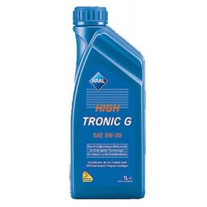 Синтетическое моторное масло Aral HighTronic 5w-40 (1)
