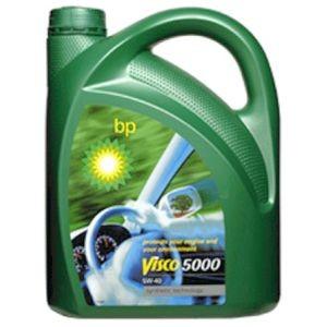 Синтетическое моторное масло BP VISCO 5000 5W-40 (4)