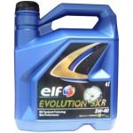 Синтетическое моторное масло ELF EVOLUTION SXR 5W-40 (4)