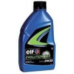 Синтетическое моторное масло ELF EVOLUTION SXR 5w30 (1)