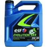 Синтетическое моторное масло ELF EVOLUTION SXR 5w30 (5)