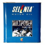 Синтетическое моторное масло Fiat Multipower 5W30 (2)