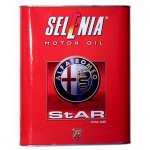 Синтетическое моторное масло SELENIA STAR (2)