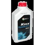 Полусинтетическое моторное масло KIXX DYNAMIC CF-4 15w40 (1)
