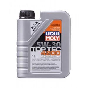 Синтетическое моторное масло Liqui Moly TOP TEC 4200 5W-30 HD (1)