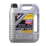 Синтетическое моторное масло Liqui Moly TOP TEC 4100 5W-40 HD (5)