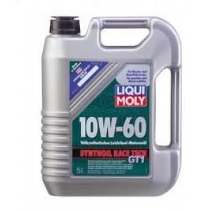 Синтетическое моторное масло Liqui Moly GT1 10W60 (4)