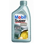 Синтетическое моторное масло MOBIL SYPER 3000 0W-30 (1)