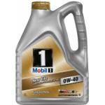 Синтетическое моторное масло MOBIL 1New Life 0W-40 (4)