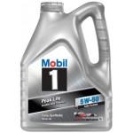 Синтетическое моторное масло MOBIL 1 Peak LIFE 5W-50 (4)