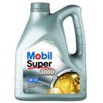 Синтетическое моторное масло Mobil Super 3000 Formula FE 5W-30 (4)