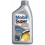 Синтетическое моторное масло Mobil Super 3000 Formula FE 5W-30 (1)