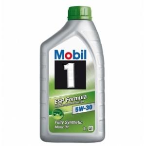 Синтетическое моторное масло MOBIL 1 ESP FORMULA 5W-30 (1)