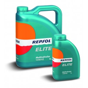 Синтетическое моторное масло Repsol Elite Multivalvulas 10W-40 (1)
