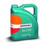 Синтетическое моторное масло Repsol Elite Competicion 5w-40 (208)