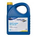 Синтетическое моторное масло Wawe pover GM 5w30 (4)