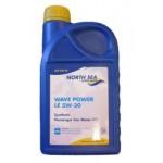 Синтетическое моторное масло Wawe power LE 5w30 (1)