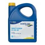 Синтетическое моторное масло Wawe power LE 5w30 (5)