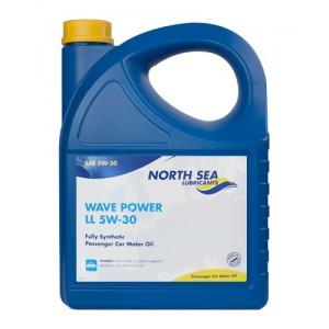 Синтетическое моторное масло Wave Power LL 5w30 (4)
