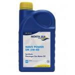 Синтетическое моторное масло Wave Power SM 5w40 (1)