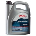Синтетическое моторное масло Masterlube Synflow DC 5w40 (5)